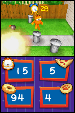 garfield screenshot #5