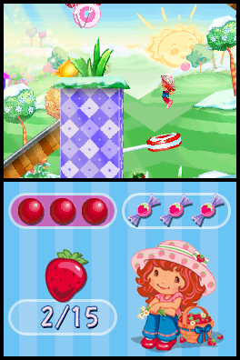 strawberry screenshot #1